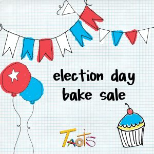election-day-bake-sale