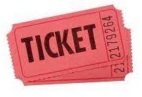 Spring Raffle Ticket